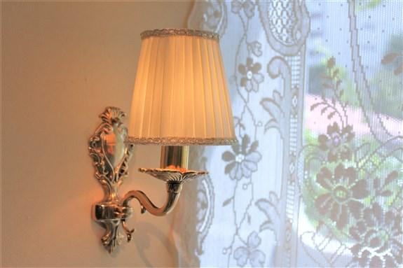 キャンドルブラケットランプ