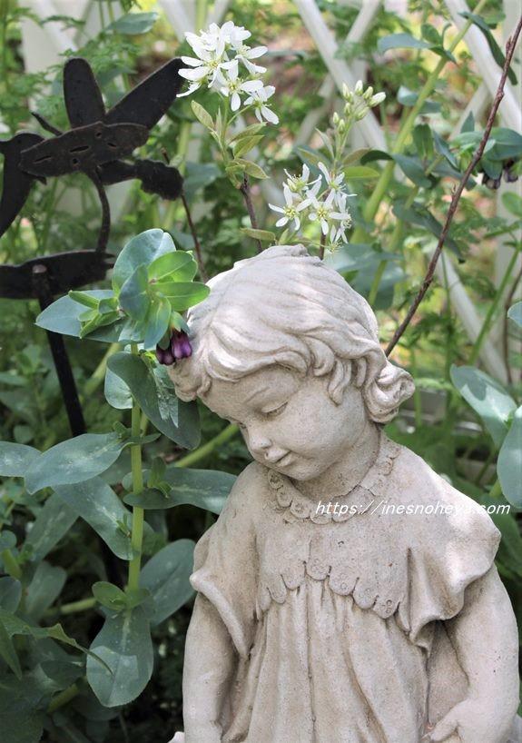 英国製ガーデン用石像